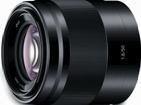 Sony E 50mm 1.8 Prime Lens
