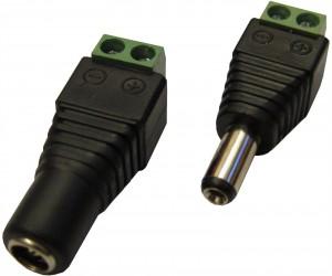 2.5 5.5 Terminal Plug Adapter DIY Cheesycam
