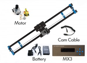 AT2 Controller Dynamic Perception Joystick Cheesycam Review Stage One Motorized Slider Bundle