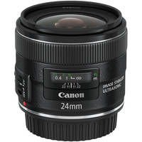 Canon Prime Lenses with Image Stabilization