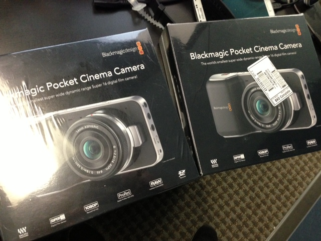 Double Vision – Two BlackMagic Pocket Cinema Cameras