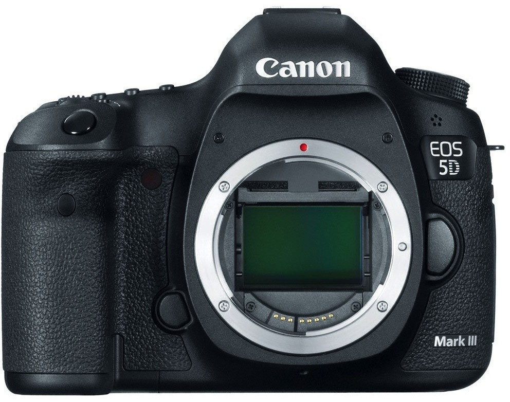 Canon 5D Mark III (Body) Just $2699