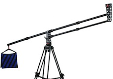 Carbon Fiber Portable Mini Video Jib Crane Telescoping Kit