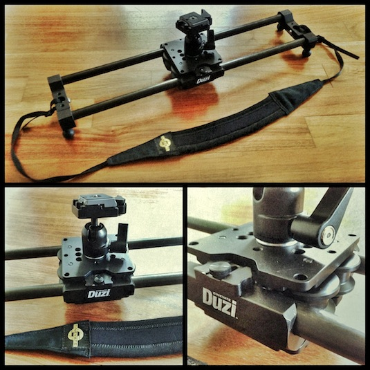Cinevate Duzi Video Slider
