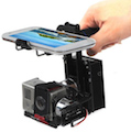 GoPro two axis hand held gimbal