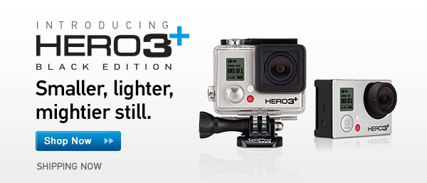 Protune 2.0 Firmware Update for GoPro Hero 3+ More Manual Settings