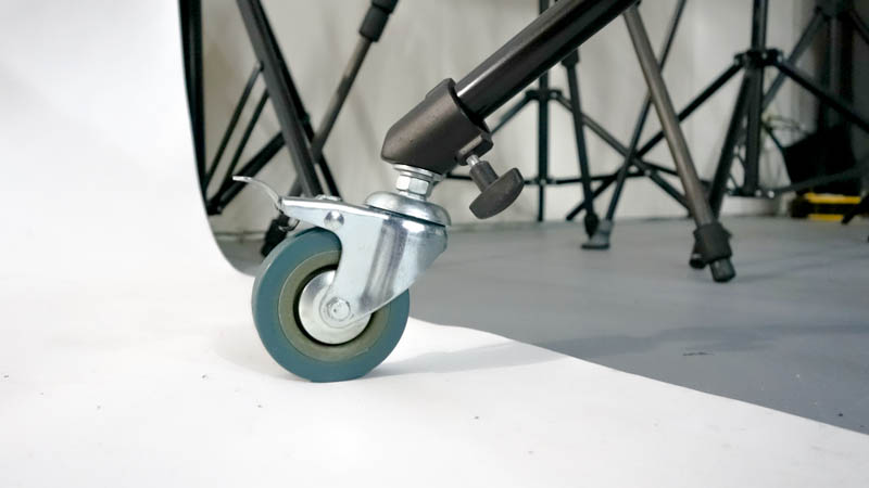 Lightstand Casters (1 of 3)