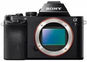 Sony Alpha A7 E-Mount Mirrorless Camera