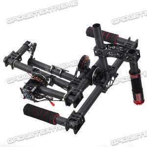 brushless camera stabilizer gimbal kit