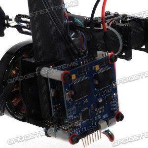 cheap brushless gimbal stabilizer for video camera
