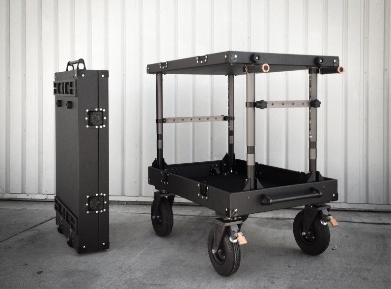 Inovativ – Mobile Equipment Carts
