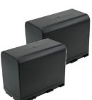 Canon GL2 BP battery for BMPC BlackMagic Pocket Cinema Camera