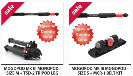 PNCGear MogoPod MogoCrane Stabilizer