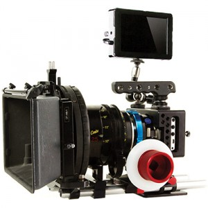 Shape Cage BlackMagic Pocket Camera Rig