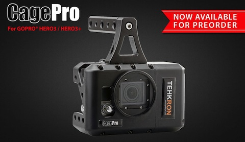 Tehkron CagePro GoPro Powered Cage