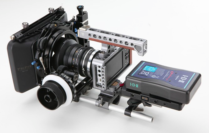 Tilta BMPCC Cage Rig for BlackMagic Pocket Cinema Cameras