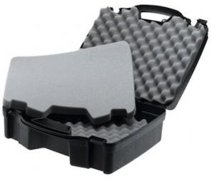 plano microphone case foam pistol 4 2