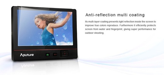 Aputure BMPCC LCD 7 Inch Display