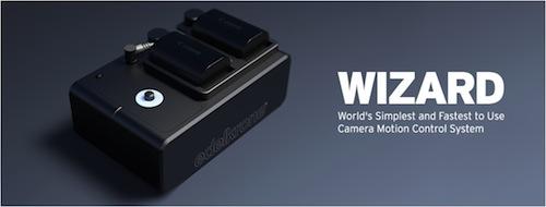 Edelkrone Sliderplus Wizard module Motion Control