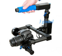 2 Axis Stabilizer Gimbal Brushess Motor