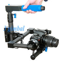 Came 6000 2 Axis Stabilizer Gimbal DSLR Video