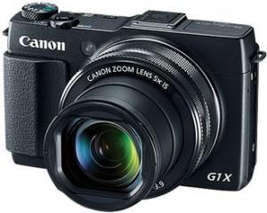 Canon G1X Powershot