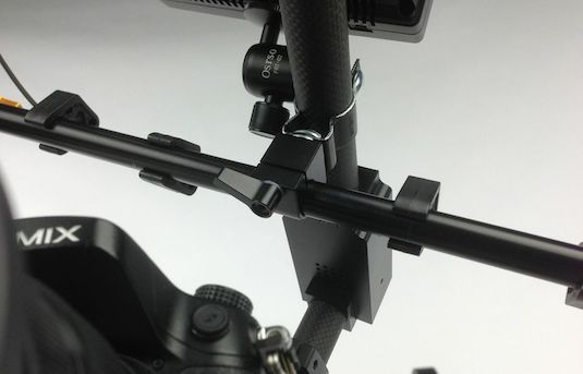 Cheesycam Axis Gimbal DIY Stabilizer