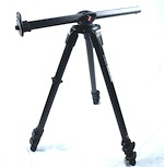 Manfrotto 055CXPRO3 Horizontal Column Carbon Fiber Tripod Cheesycam