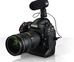 Nikon's Latest D4s Digital SLR Camera