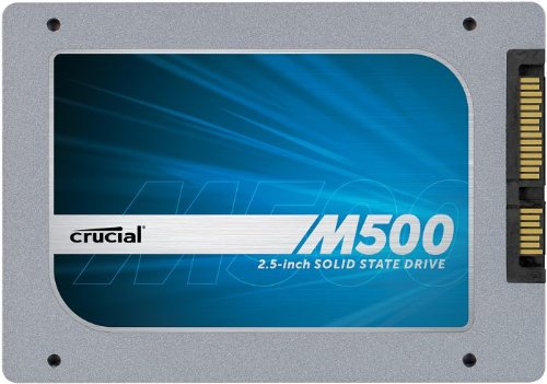 Crucial Solid State Drives (SSD) On Sale