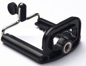 iPhone Clip Clamp