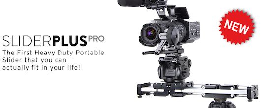 New Video Slider from Edelkrone – SliderPlus [PRO]