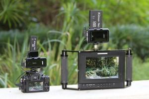 Radian Pro Wireless Camera Motion Research
