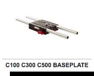 shapewlv canon eos cs100 c300 c500 baseplate