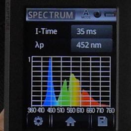 312 LED Spectrum