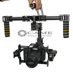 CAME 7000 3 Axis Gimbal Instruction Setup Program Software Cheesycam