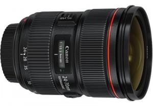 Canon 24-70 2.8 II Lens