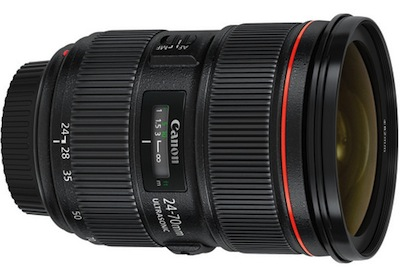 DEAL: Canon 24-70mm F/2.8L II