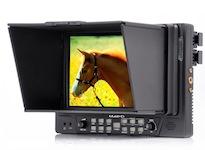 MustHD M-701 / M-501 (7 inch / 5 inch) LCD Monitors
