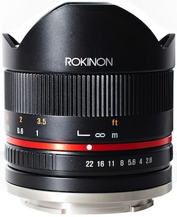 Rokinon Samyang Announce New Manual Lenses