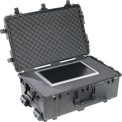 cheesycam pelican 1650 rolling hard case monitor lcd