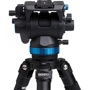 Benro S8 Fluid Drag Video Head
