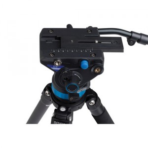 Benro S8 Fluid Head manfrotto compatible