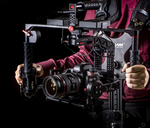 Birdy Cam Gimbal Stabilizer Vest Support