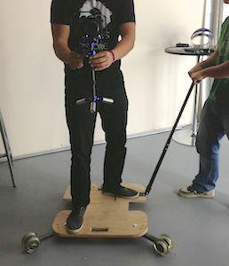 DIY Video Dolly Stabilized Camera GH4