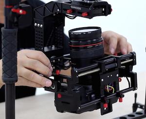 Varavon Birdy Cam 3 Axis Gimbal Stabilizer