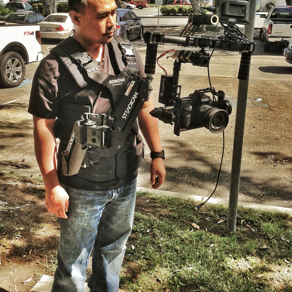 CAME Gimbal Steadicam Vest