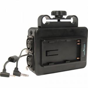 indiprotools xlr power grid BMPCC XLR audio Adapter