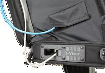 seaport digital i-visor ivisor sunshade hood monitor display