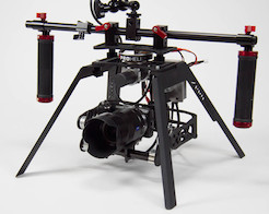 silk gimbal gh4 video 3 axis stabilizer xproheli review demo sample video